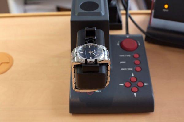 Rolex adjustments