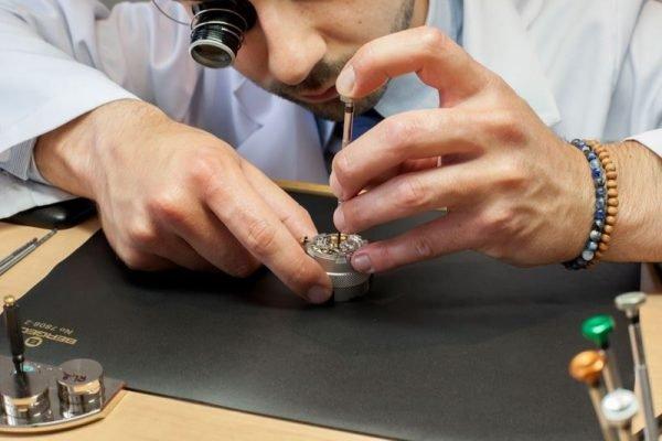 Rolex dismantling