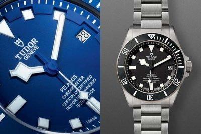 Tudor een merk van Rolex