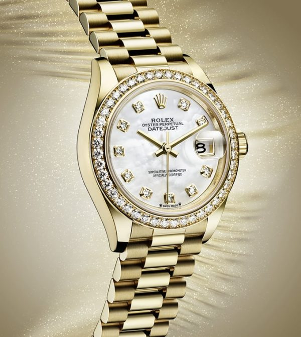 Lady datejust festive selection