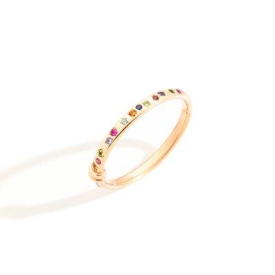 Armband Iconica gekleurde steen
